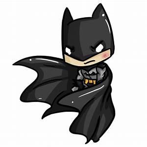 Super Chibis: Batman/ Dark Knight/ Bruce Wayne by Ijen ...