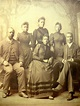 The Fisk or Jubilee singers; early gospel singers and an ...