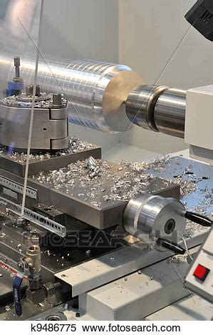 stock image  athe cnc milling  search stock