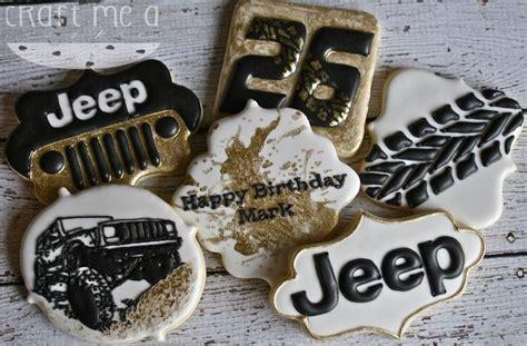 jeep cookies 17 mejores ideas sobre jeep cake en pinterest accesorios