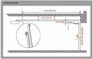 motorisation porte de garage basculante cargate 800 With motorisation porte garage basculante débordante