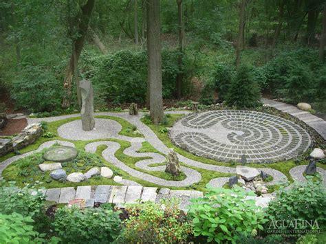 mediation garden spiritual garden architizer