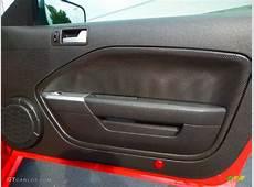 2006 Ford Mustang Saleen S281 Coupe Door Panel Photos