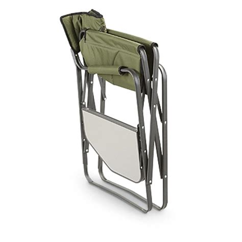 alps creekside foldable c chair green 236509 chairs at sportsman s guide