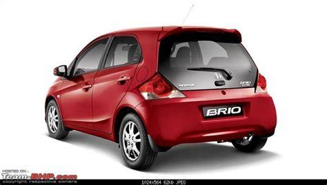 Review Honda Brio by Photo Gallery Honda Brio Test Drive Review Team Bhp
