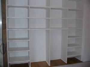 Construire Un Placard En Placo : placard tag res ~ Melissatoandfro.com Idées de Décoration