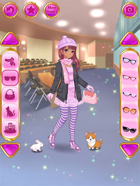anime free dress up games anime dress up games for girls android apps on google play
