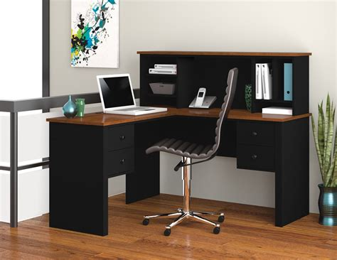 mainstays computer desk with side shelves instructions mainstays l shaped desk with hutch thedigitalhandshake