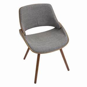 Chaise Moderne Milieu Du Sicle Fabrizzi De LumiSource