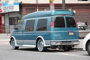 Tricked Out Chevy Astro Van