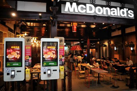 McDonald?s Hungry for Store Expansions After China Spinoff