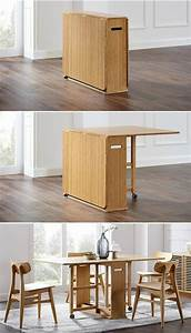 Fold, Out, Dining, Table, Cabinet, 2021, In, 2020