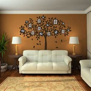 Living room cool wall decor for small white