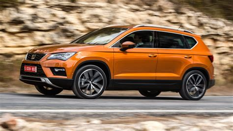 seat ateca 2016 seat ateca 2 0 tdi 150 4drive 2016 review by car magazine