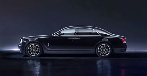 2017 Rollsroyce Black Badge Ghost And Wraith  Best Of