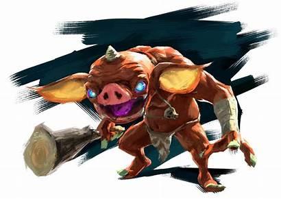 Official Breath Wild Zelda Artwork