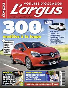 Cote Argus Gratuite La Centrale : journal argus voiture occasion ann janke blog ~ Gottalentnigeria.com Avis de Voitures