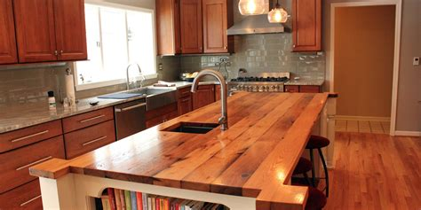 Is A Butcher Block Countertop The Same As A Custom Wood