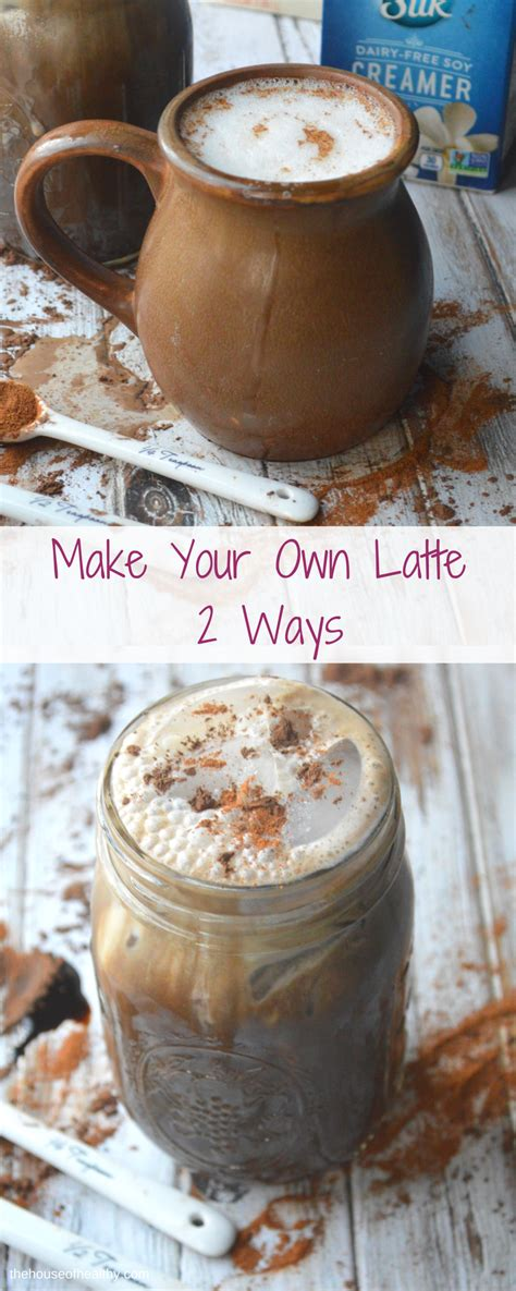 While matcha latte does have caffeine, it has caffeine found in tea. 2 Ways to Make Your Own Soy Milk Latte - The House of Healthy