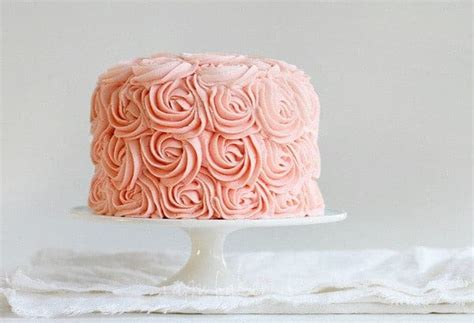 rose cake tutorial   baker