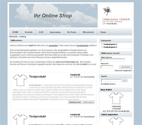 Div Templates Pastellfarbenes Xt Commerce Div Css Template Fema Media