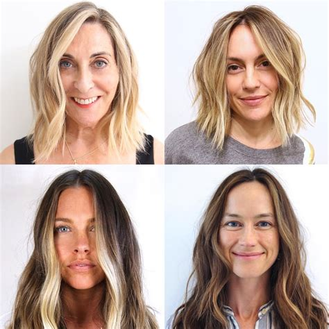 what color hair do you how you hair can make you look younger popsugar