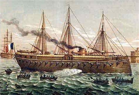 Barco De Vapor Antiguo by Los Grandes Nav 237 Os Franceses La Glorie