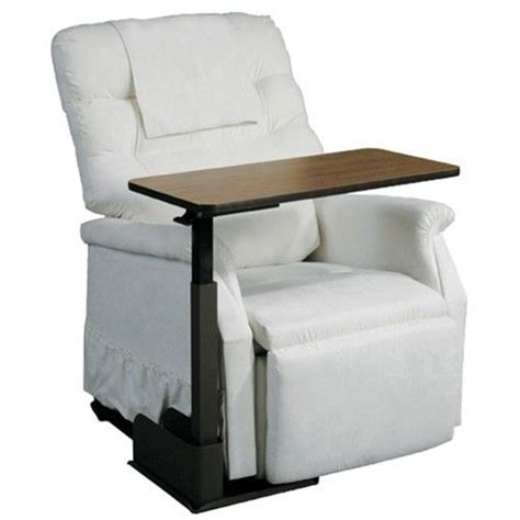 swing away chair table recliners swing tables chair