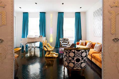 manhattan triplex interior design  jonathan adler idesignarch interior design architecture interior decorating emagazine