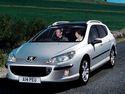 Peugeot 407 Sw 2004 Peugeot 407 Sw 2004 Photo 08 Car In