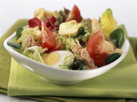 les recettes de salades composées originales recettes de