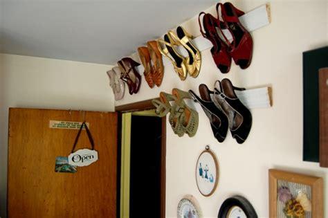 Schuhregal Selber Bauen  30 Pfiffige Diy Ideen Für Sie