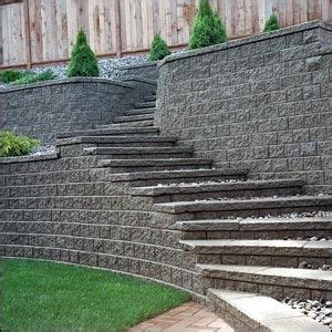 Pisa Retaining Wall by Bricks N Blocks Your Landscape Supply Store On The