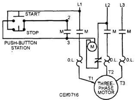 Phase Contactor Wiring Diagram