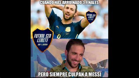 Los Memes De Messi - los mejores memes de messi y su retiro de la selecci 243 n deportes taringa