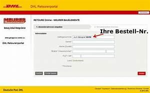 Dhl Rechnung : dhl retoure ~ Themetempest.com Abrechnung