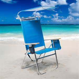copa 4 position big tycoon canopy beach chair pacific