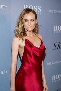 Diane Kruger Sky Premiere Satiny