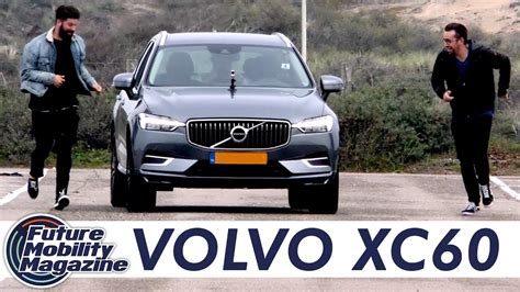 Pilot Assist Volvo Pilot Assist Intellisafe Test Volvo Xc60 Youtube