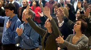 Bad Times Draw Bigger Crowds To Churches The New York Times