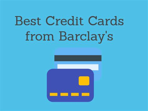 Best Barclaycard Barclaycard Credit Card 2018 Barclay S Credit Cards