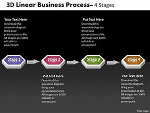 Business Powerpoint Templates 4 Phase Diagram Ppt 3d