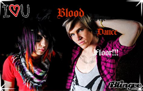 blood on the dance floor band picture 105482344 blingee com