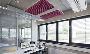 Schallschutz Wohnung Wand : schallschutz im callcenter mit schallabsorbern ~ Markanthonyermac.com Haus und Dekorationen