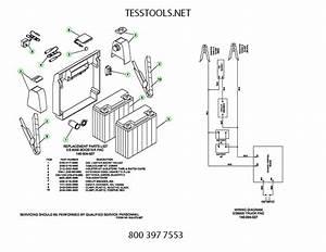 Century  Clore  Solar Model Es6000 Booster Pac Parts List