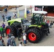 Claas Xerion 5000  Machinery Pinterest Tractor Heavy