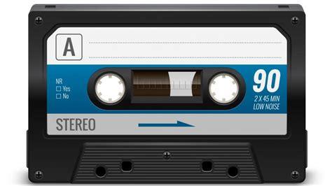 cassetta audio le retour de la cassette audio