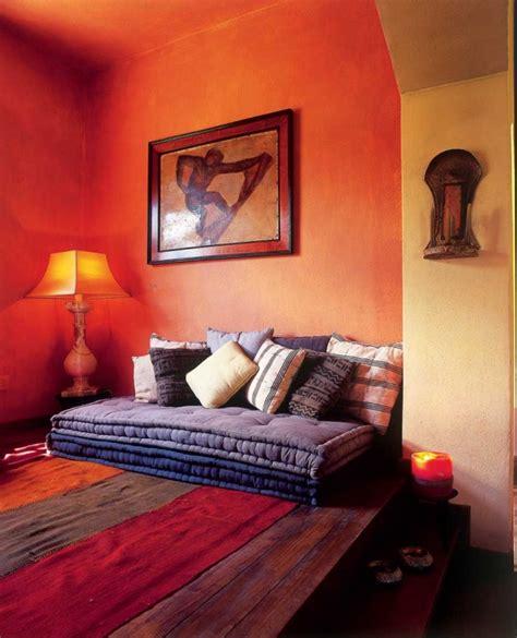 la chambre marocain décoration maison dans style marocain 35 idées inspirantes