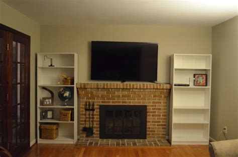 bookcases next to fireplace what type of bookshelves beside fireplace