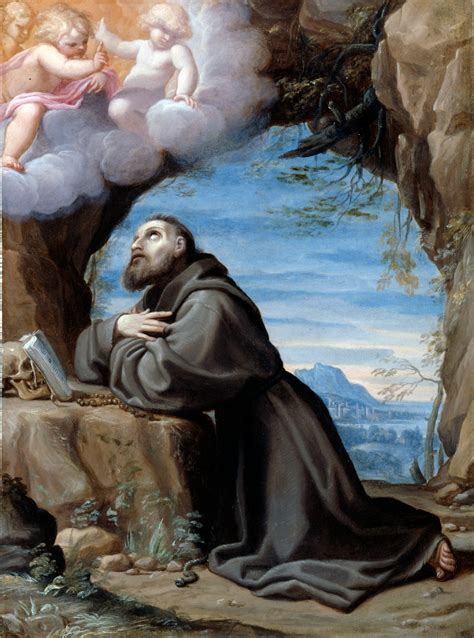 filecarracci lodovico st francis  meditation